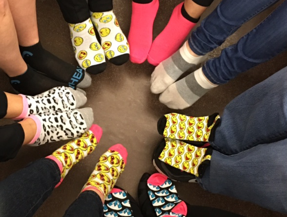 Socks of Group Members